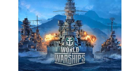 Акция в оффере World of Warships WW!