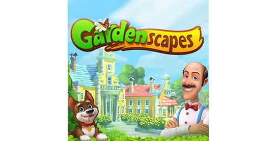 Запуск нового оффера Gardenscapes в системе ADVGame!