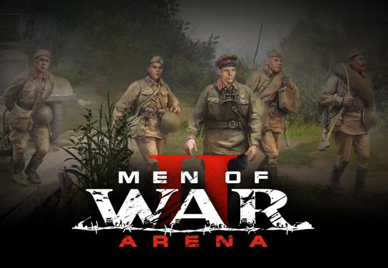Остановка оффера Men of War II: Arena в системе ADVGame!
