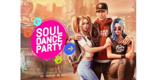 Изменение условий в оффере Soul Dance Party в системе ADVGame!