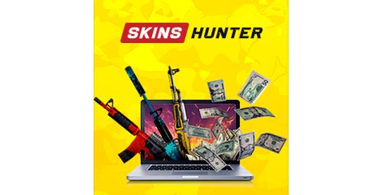 Запуск нового оффера SkinsHunter в системе ADVGame!
