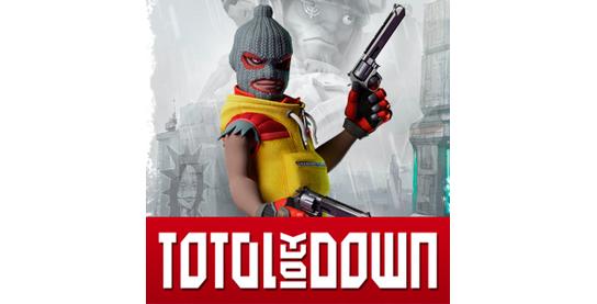 Запуск нового оффера Total Lockdown RU в системе ADVGame!