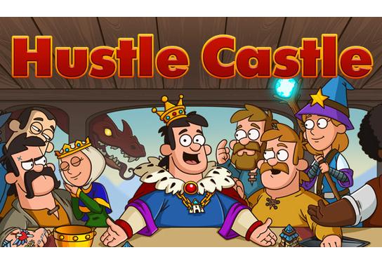 Остановка офферов Hustle Castle WW в системе ADVGame!