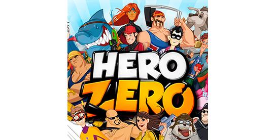 Запуск нового оффера Hero Zero в системе ADVGame!