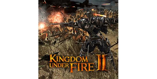 Запуск нового оффера Kingdom Under Fire 2 в системе ADVGame!
