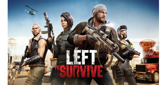 Запуск нового оффера Left to Survive в системе ADVGame!