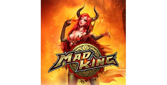 Запуск нового оффера Mad King в системе ADVGame!