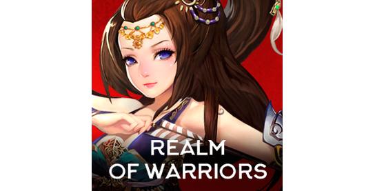 Запуск нового оффера Realm of Warriors в системе ADVGame!