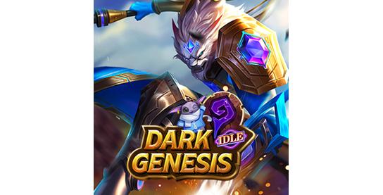 Запуск нового оффера Dark Genesis в системе ADVGame!