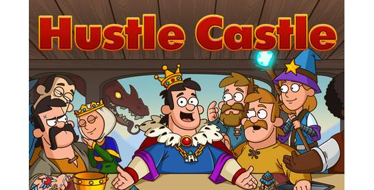 Запуск нового оффера Hustle Castle в системе ADVGame!
