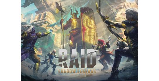 Новости оффера Raid: Shadow Legends RU (SOI) в системе ADVGame!