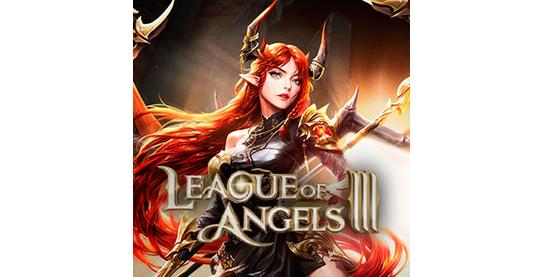 Запуск нового оффера League of Angels 3 в системе ADVGame!