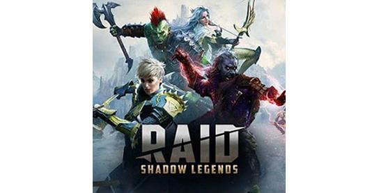 Запуск нового оффера Raid: Shadow Legends (SOI) в системе ADVGame!