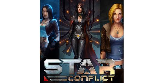 Акция для вебмастеров в оффере Star Conflict!