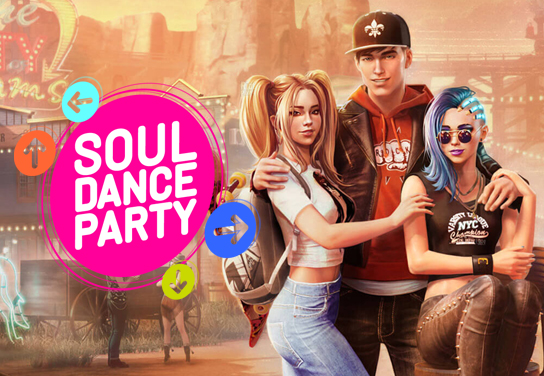 Акция в оффере Soul Dance Party в системе ADVGame!