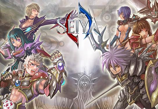 Запуск оффера Seiya Online в системе ADVGame!