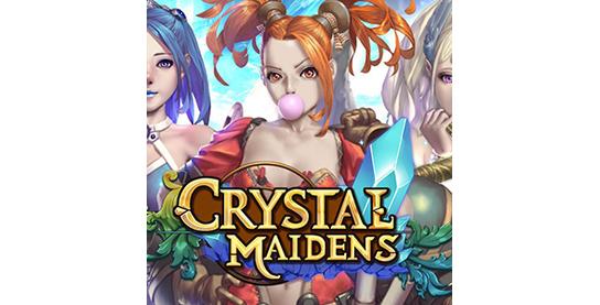 Возобновлена работа оффера Crystal Maidens в системе ADVGame!