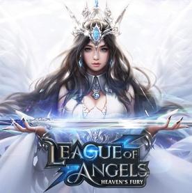 Акция для вебмастеров в оффере League of Angels: Ярость Небес!