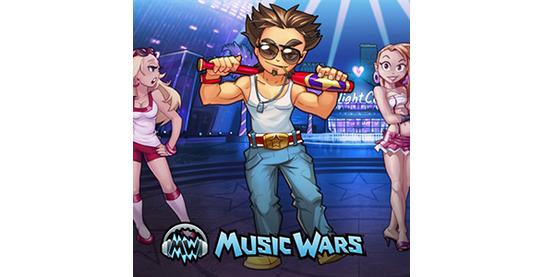 Запуск нового оффера Music Wars (RU + CIS) в системе ADVGame!