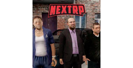 Акция для вебмастеров в оффере NextRP!