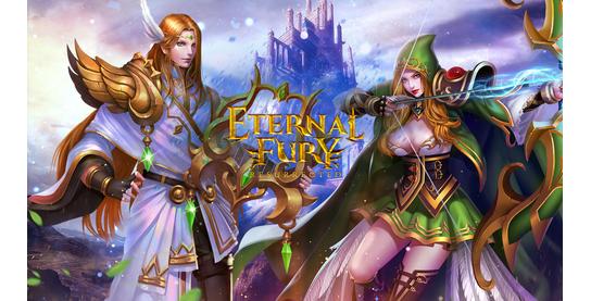 Запуск нового оффера Eternal Fury: Resurrected EN в системе ADVGame!