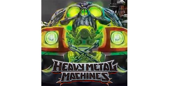 Запуск нового оффера  Heavy Metal Machines [Steam]  в системе ADVGame!